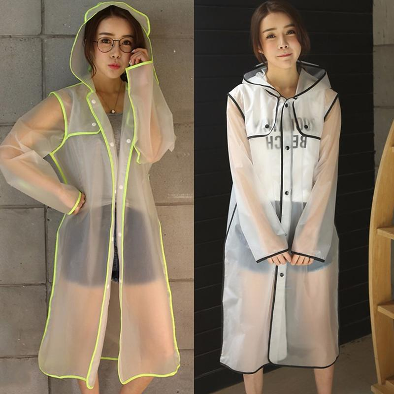 new fashion women s transparent eva plastic