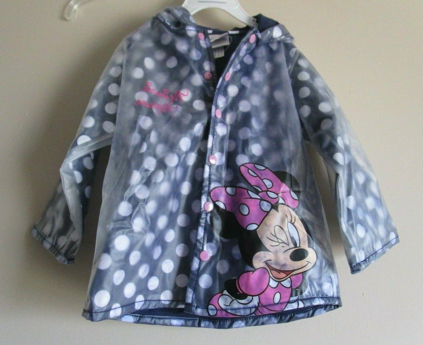 new irregular toddler girls minnie mouse blue