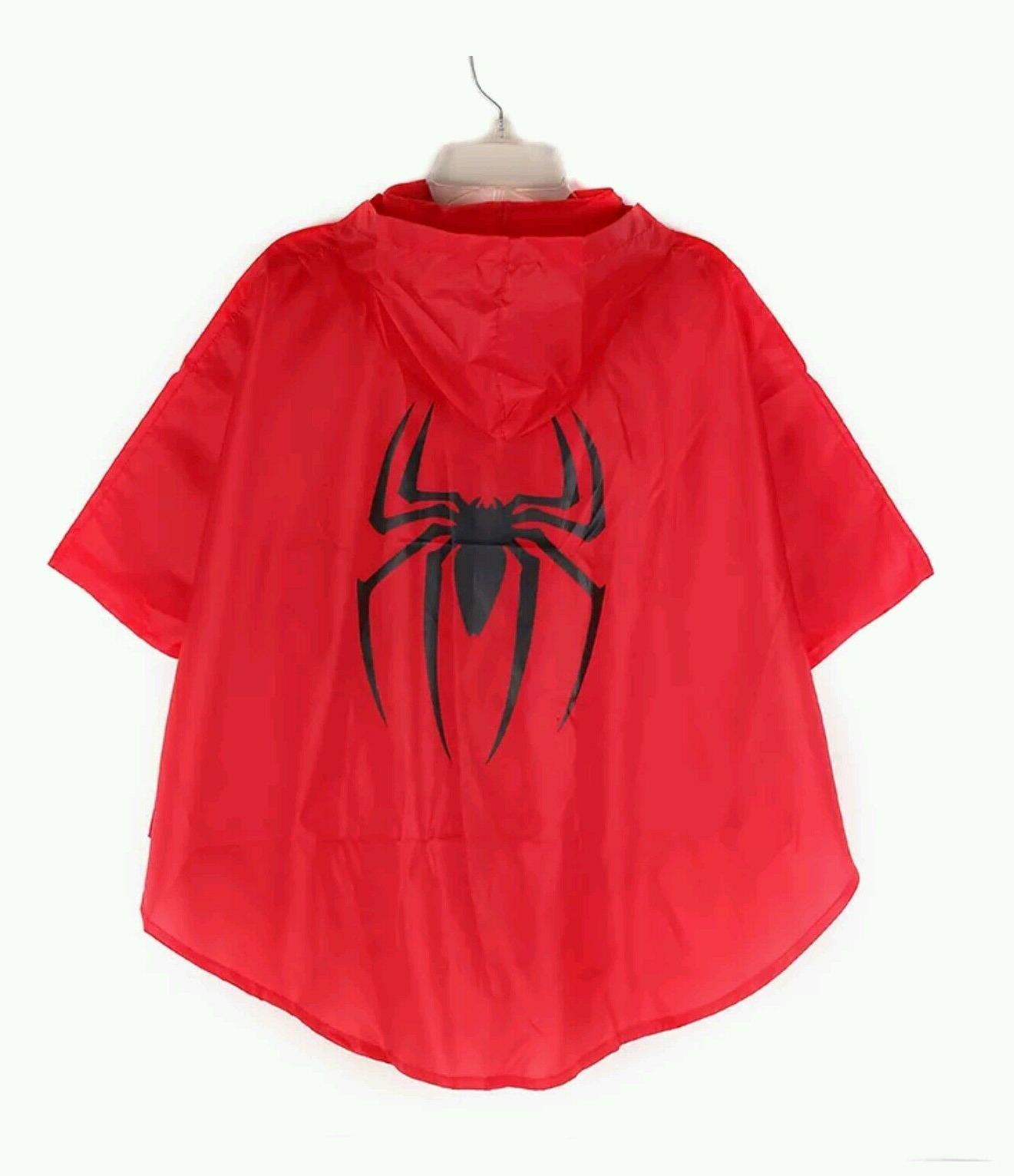 children Superhero Rainsuit