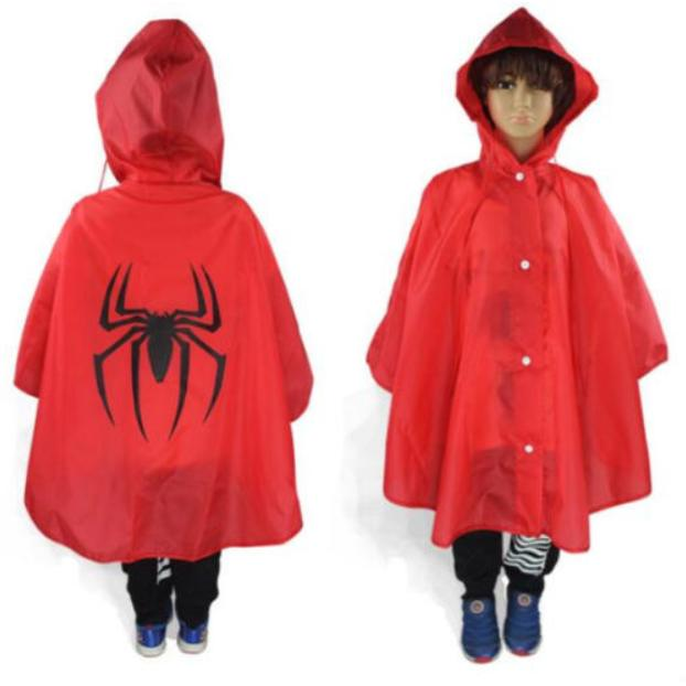 New Rain Poncho Rainwear Waterproof Rainsuit