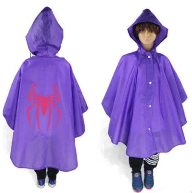 New Rain Poncho Rainwear Rainsuit US