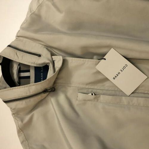 Beige Raincoat Hood Size Xl