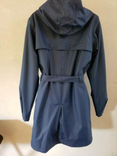 NEW. Quality Hansen Womens Trench Coat- SZ
