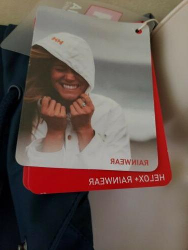 NEW. Hansen Womens Rainwear