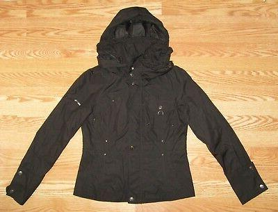 new womens s small packable hood hooded