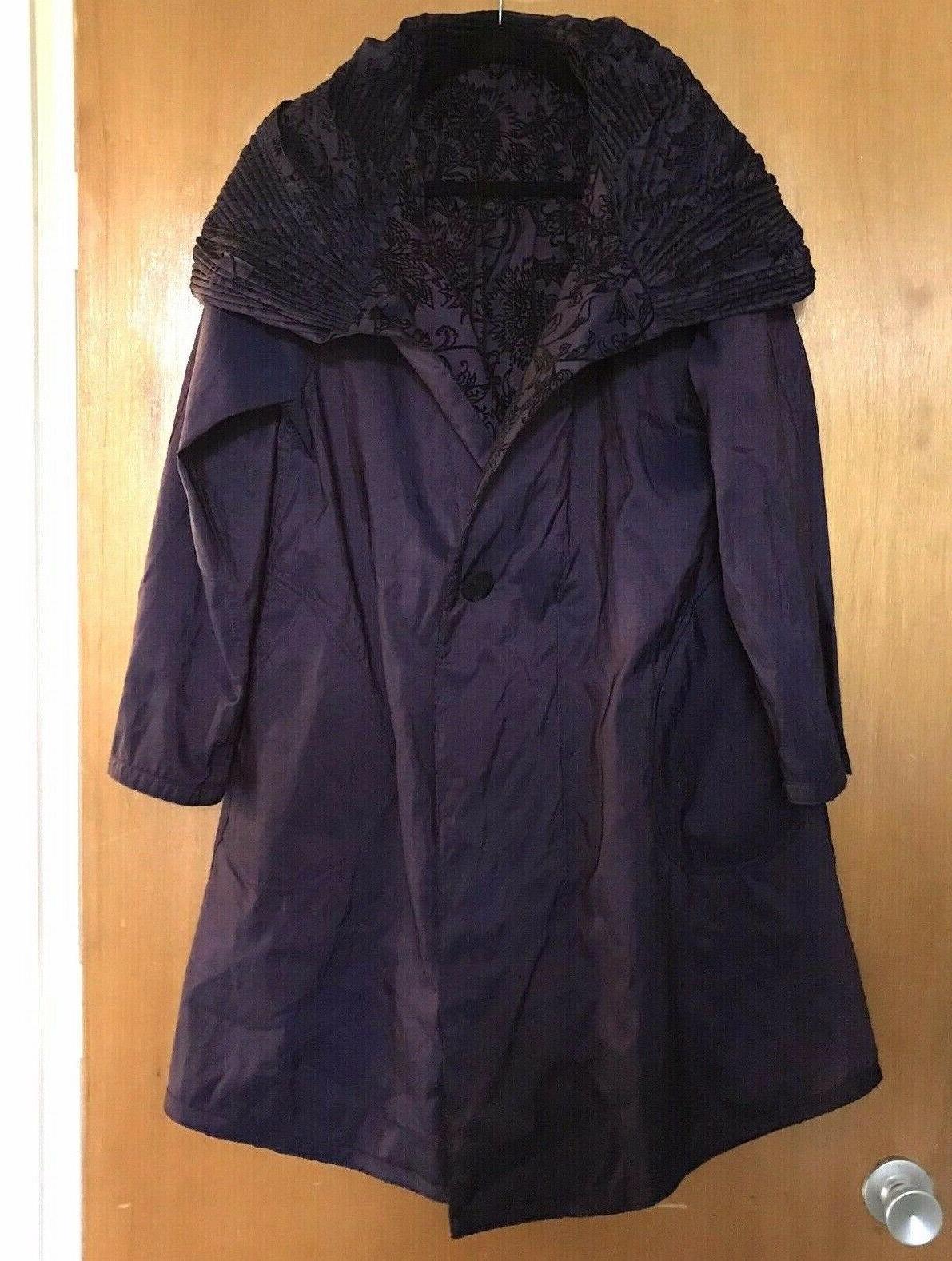Mycra 2 M/L Black Short Rain Reversible Rare $253