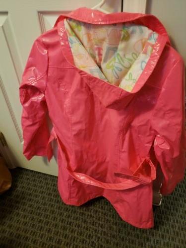 NWOT Pink Rain 16