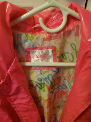 NWOT Rain Coat 16