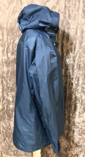 NWOT LLBean Womens Nylon Rain 3X