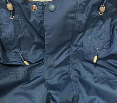 NWOT Womens Nylon Coat Trail Model Blue 3X