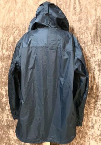 NWOT LLBean Womens Windbreaker Nylon Jacket Coat Trail Model 3X
