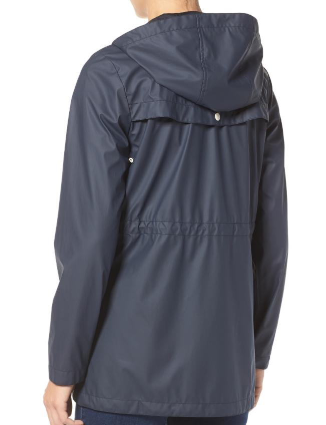NWT Cole Haan Hooded Rain Size