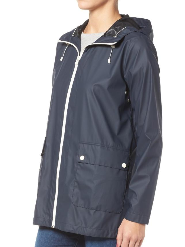 NWT $400 Hooded Jacket