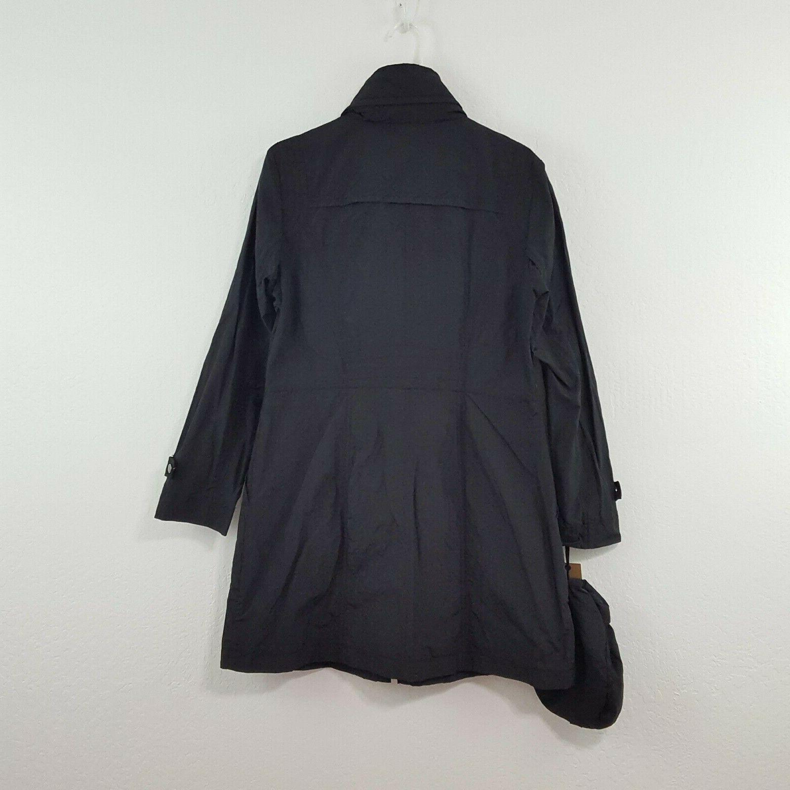 NWT Cole Haan Hooded Packable Size Large
