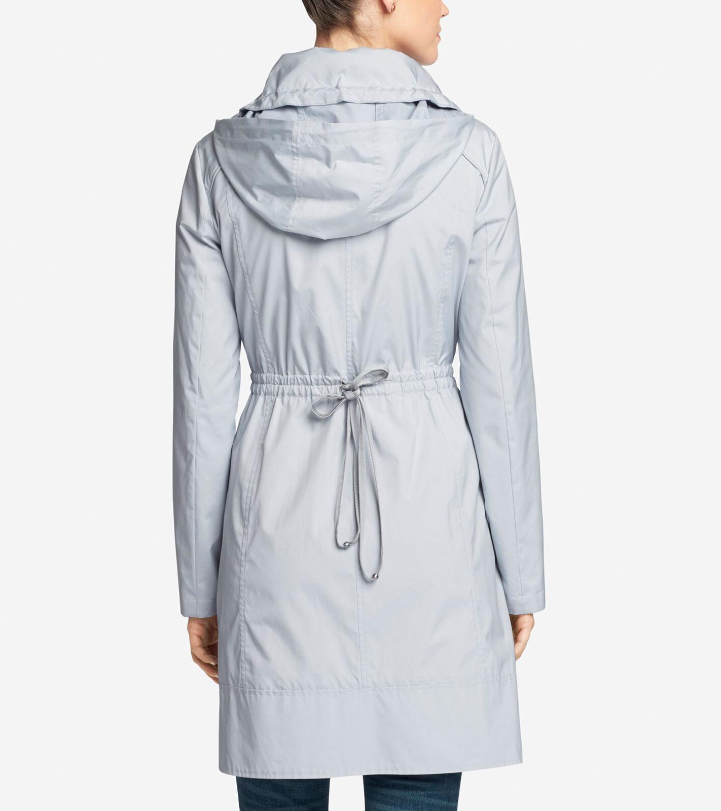 NWT Cole Haan Hooded Jacket