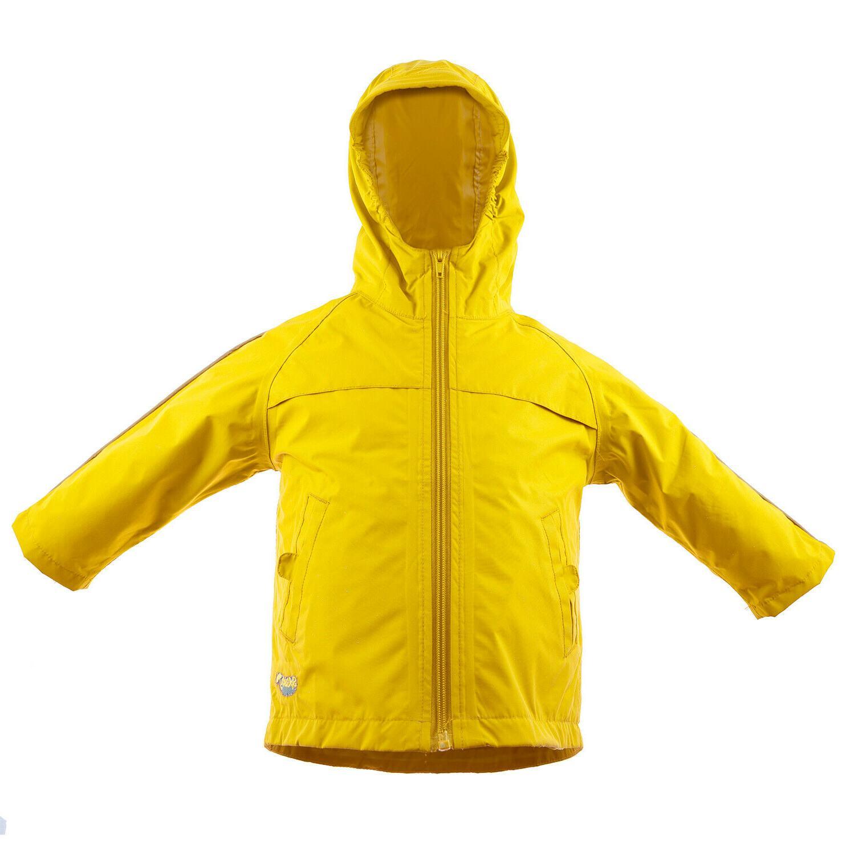 nylon rainwear for kids rain coat bright
