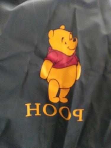One fits Disney Winnie The Pooh Green Rain new tags storage