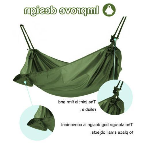 Outdoor Camping Multifunction Raincoat Hammock Shelter Tarp