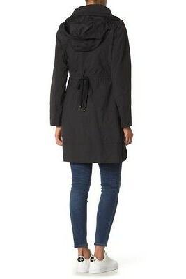 cole Hooded Rain Coat size L