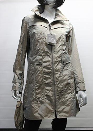 packable rain coat