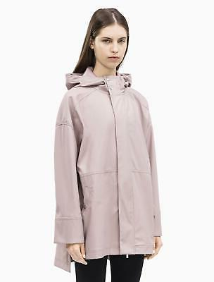 Calvin Klein Hi Hooded Coat, Evening