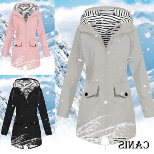 Lady Outdoor Waterproof Coat