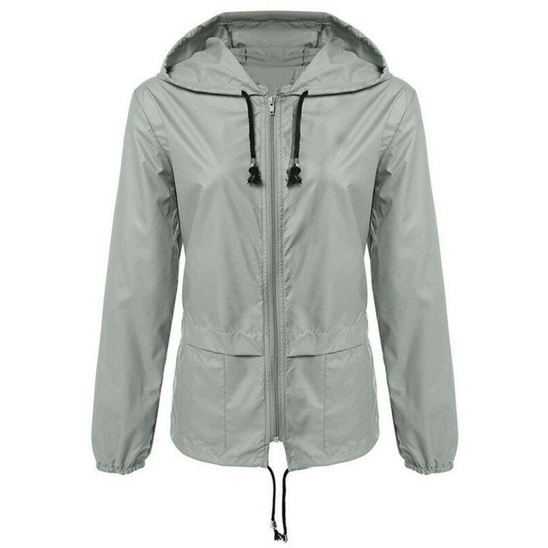 Plus Waterproof Jacket Hiking Coat