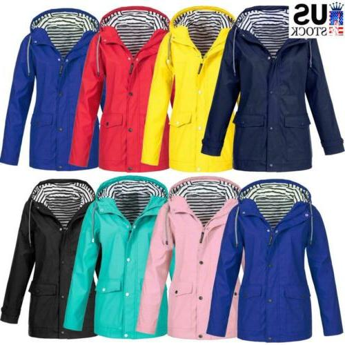 plus size women s wind waterproof rain