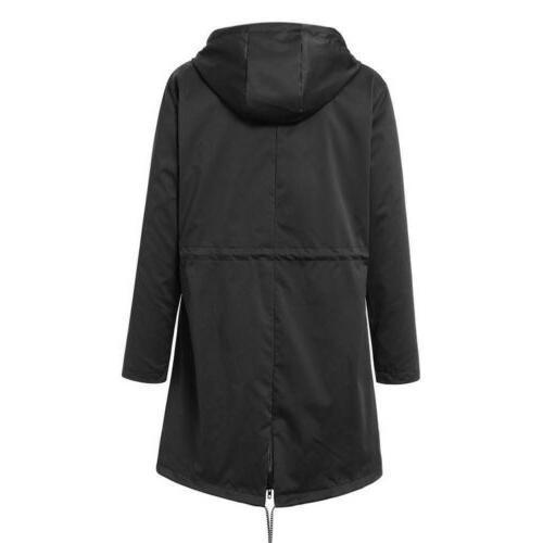 Plus Size Waterproof Jacket Mac Forest USA