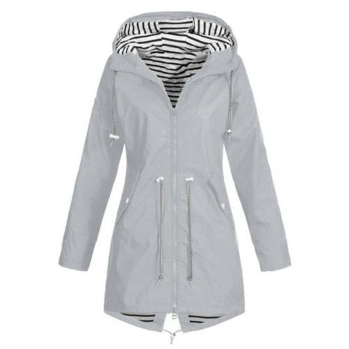 Plus Jacket Hooded Mac Coats Forest Coat USA