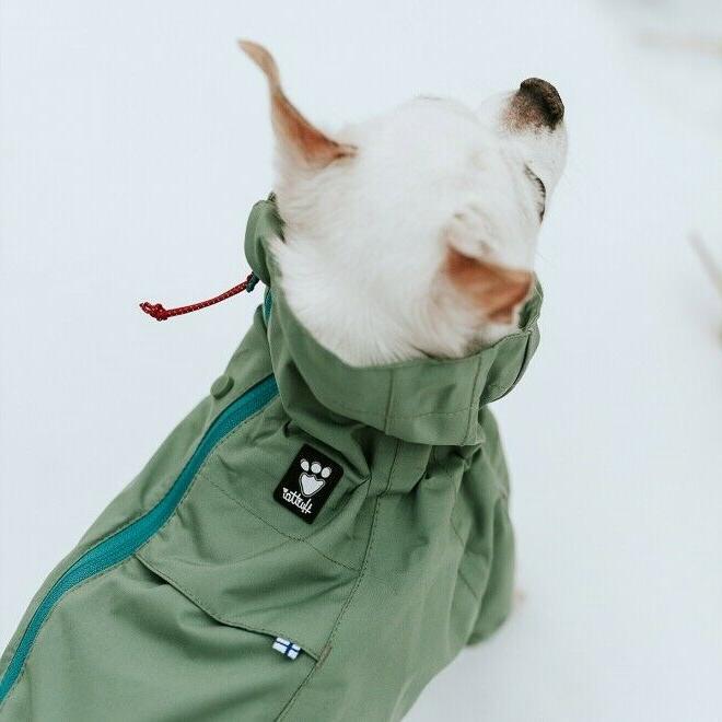 DOG JACKET COAT RAIN SUIT