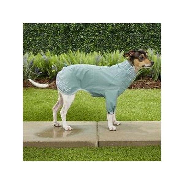 HURTTA BLOCKER DOG JACKET COAT RAIN SUIT