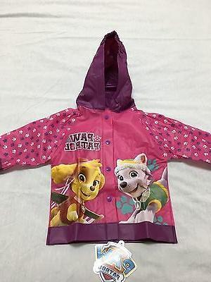 rain coat for Girls size 3T