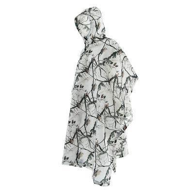 Rain Poncho Waterproof Rain Canopy, Picnic Mat
