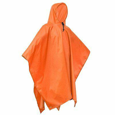 rain poncho waterproof raincoat