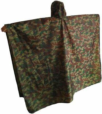 rain poncho waterproof raincoat with hoods rain