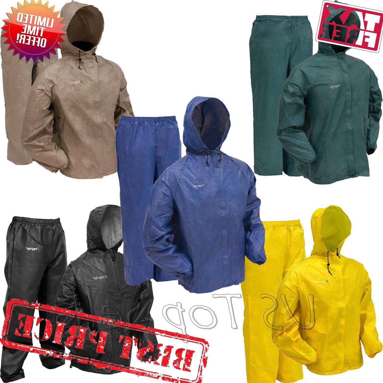 Rain Suit Frogg Pants Gear M