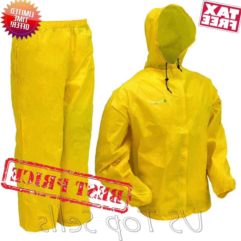 Rain Ultra Jacket Pants Gear Wear M