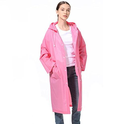 raincoat durable eva rain cape