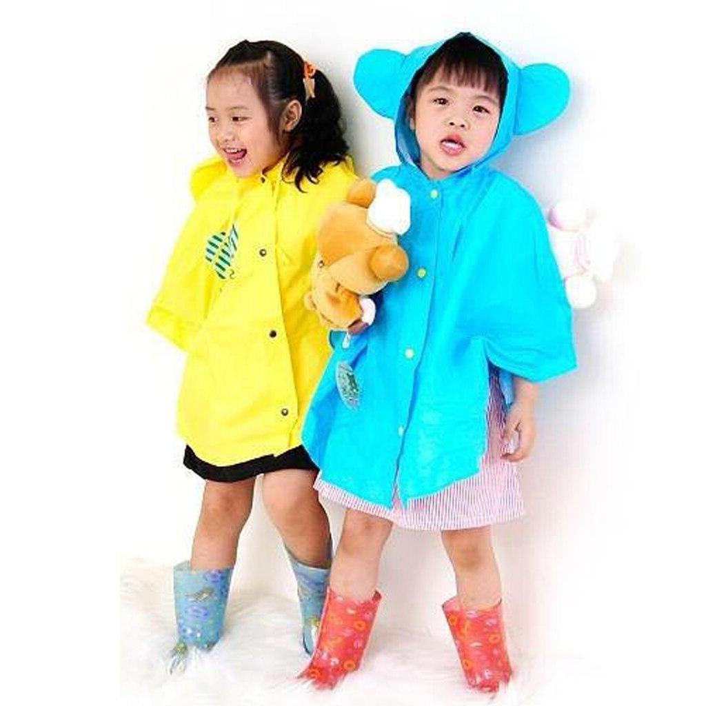Raincoat Children Kids Poncho Boys <font><b>Coat</b></font> Kindergarten