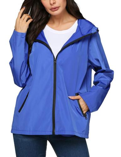 raincoat women ultralight modern mountain solid tropical