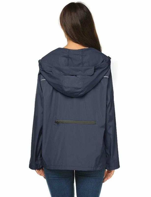 Lomon Raincoat Lightweight Jacket