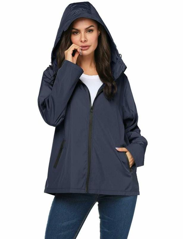 Lomon Lightweight Packable Jacket For