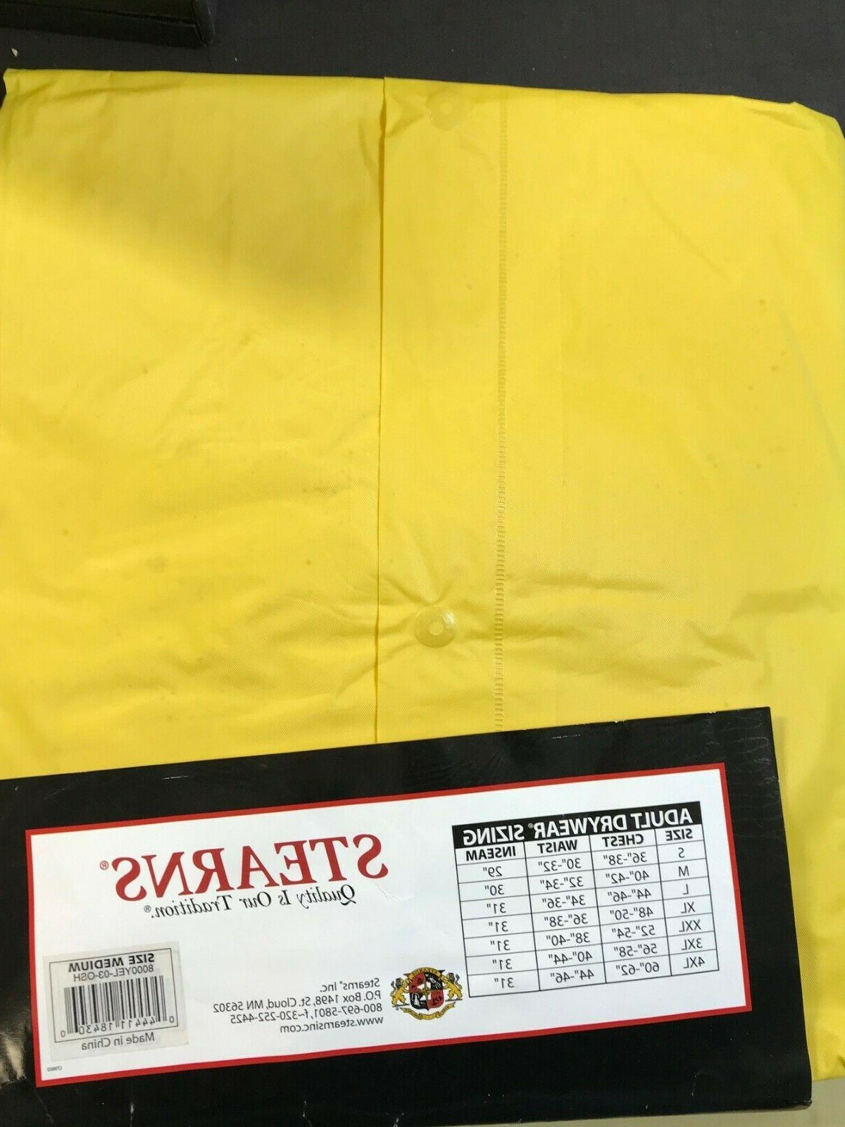 Rainjammer RAINSUIT Coat Camping 100% Durable