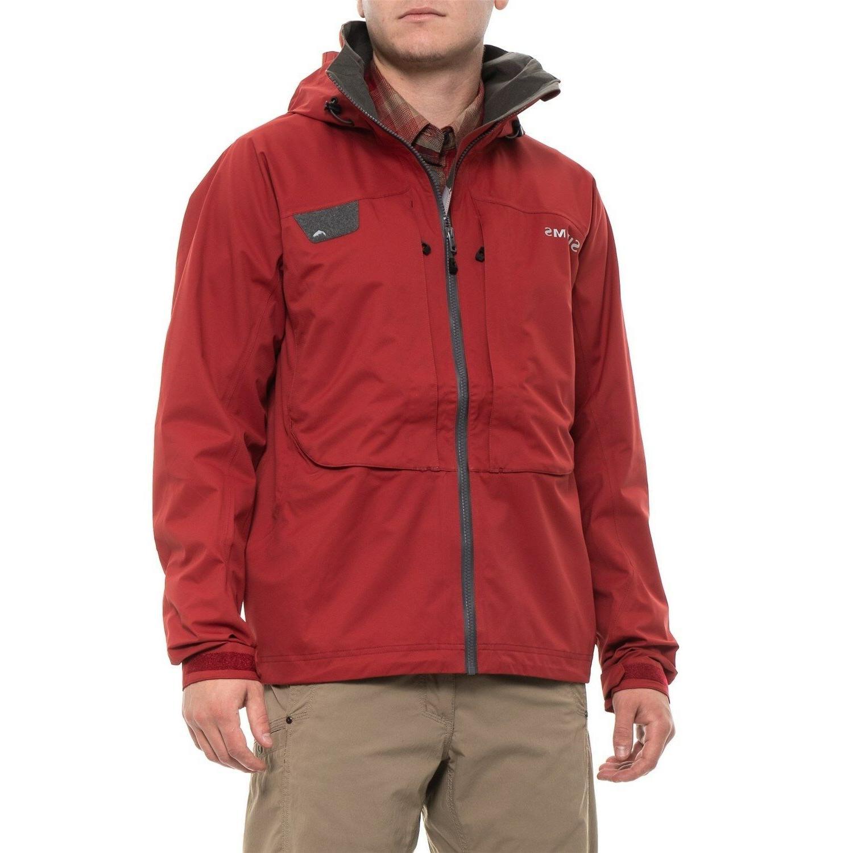 riffle rain suit fishing jacket coat size