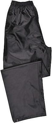 Portwest S441 Rainwear Men's  Waterproof Rain Pants, Large,