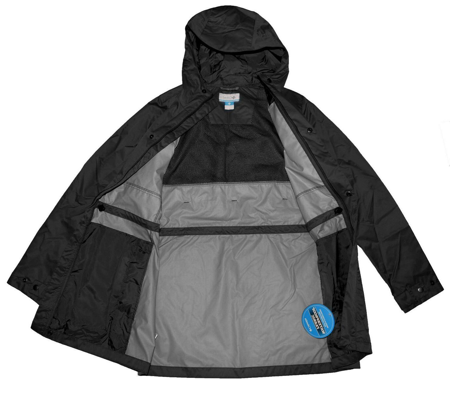 Columbia Shine Waterproof Women's COOL BLACK