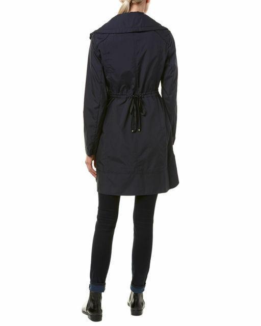 Cole Size XS Rain Jacket Coat Drawstring $220