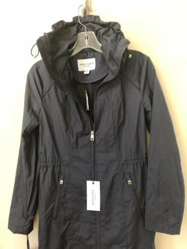 Cole Haan XS Coat Indigo $220