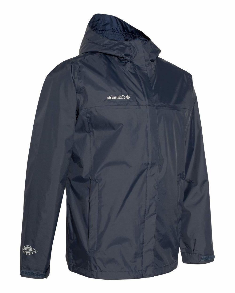 Columbia Waterproof, Breathable Rain NEW, Packable